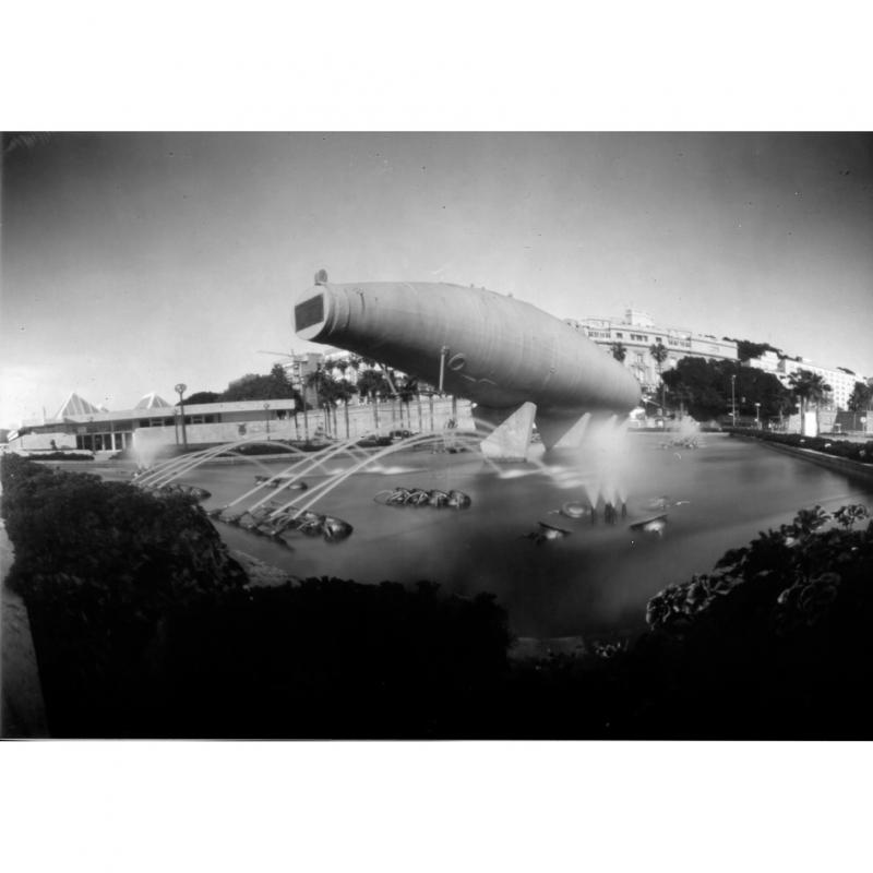 45_ Submarino Isaac Peral _ Juan Bta Garcia Esteve